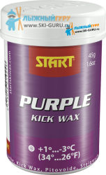 Лыжная мазь Start Purple Kick Wax